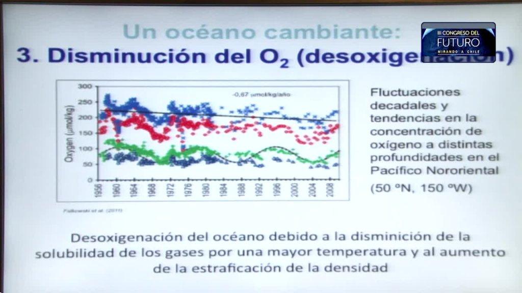 Mirar al océano, las ventajas de Chile para la investigación