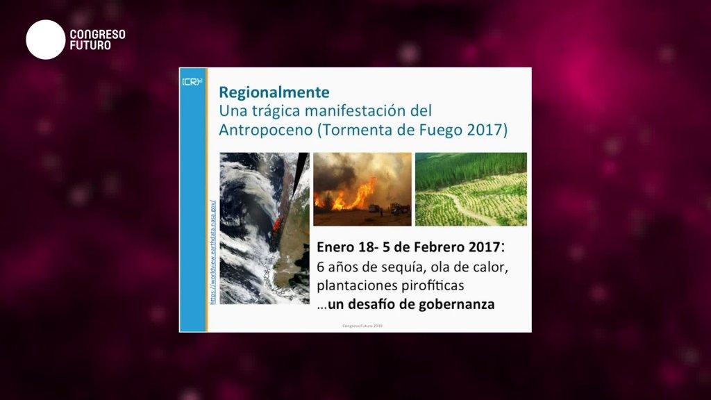 El Antropoceno en la realidad chilena