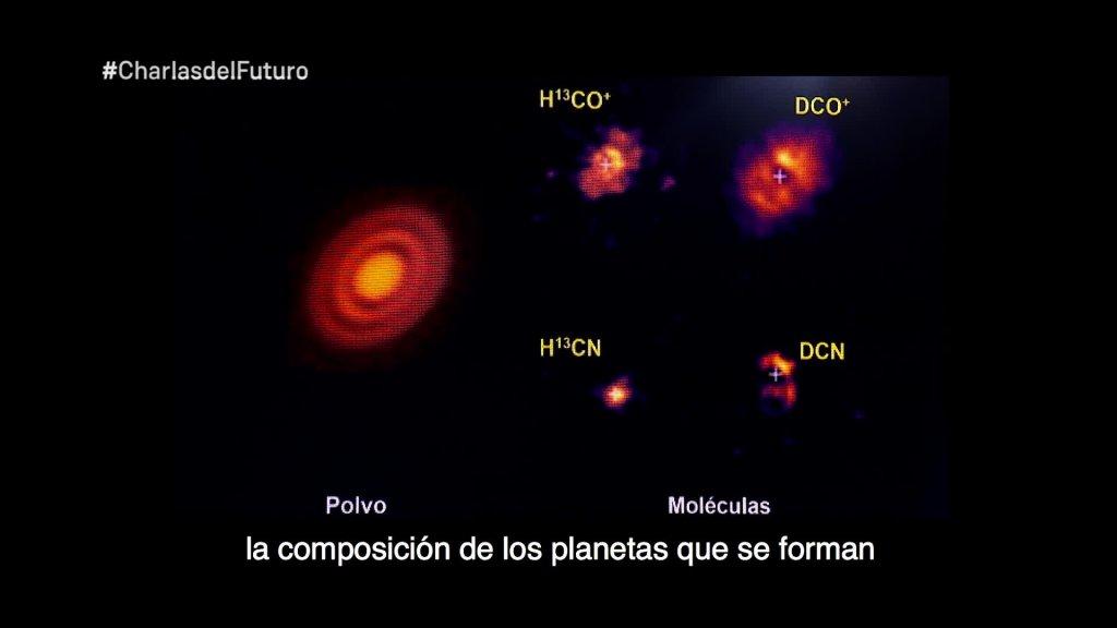 El origen de los sistemas solares