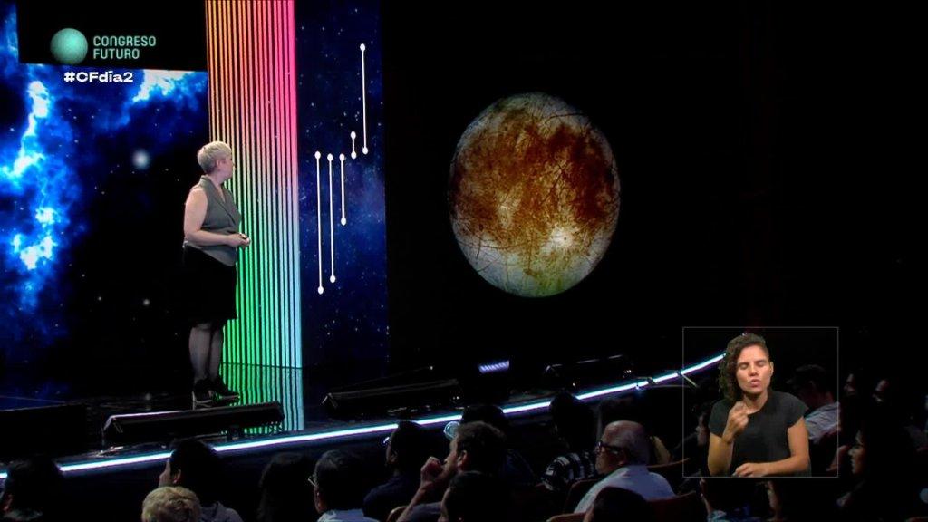 Entender a la tierra con la exploración espacial