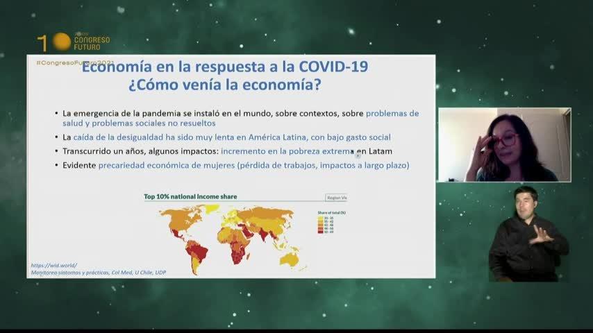 Pandemias y Sindemias