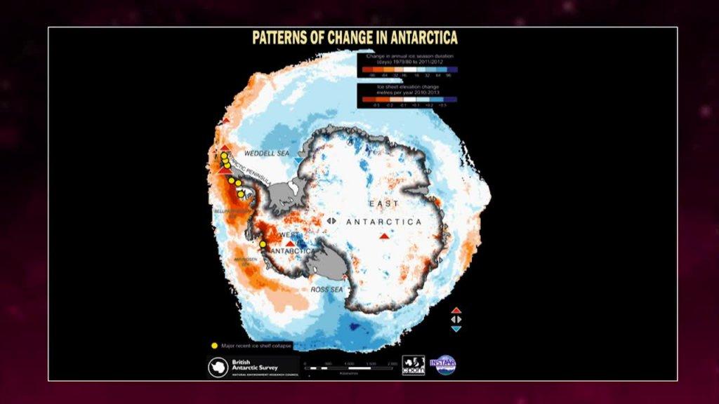 Antártica, la esencia del planeta