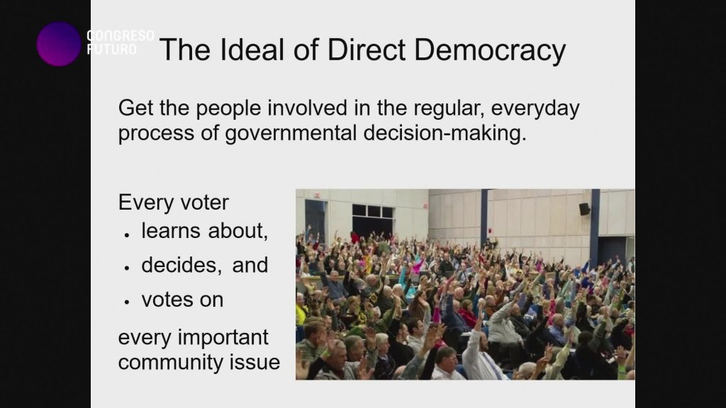 El ideal de la Democracia Directa