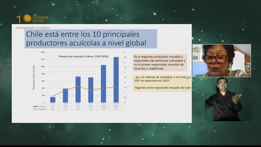 Acuicultura sustentable para Chile y el mundo