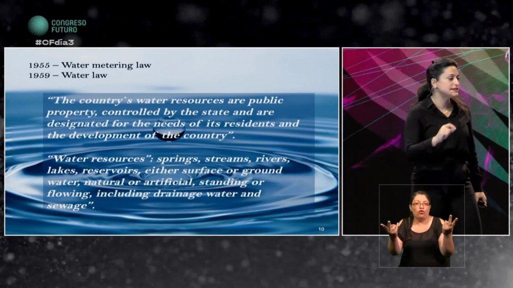 El desafío mundial frente a la escasez de agua