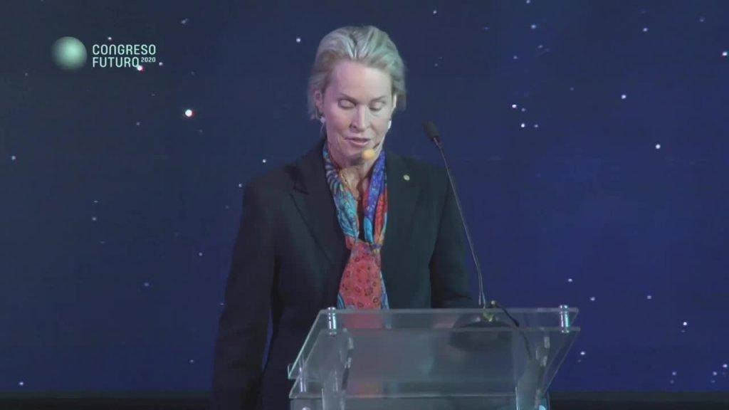 Frances Arnold: Inauguración