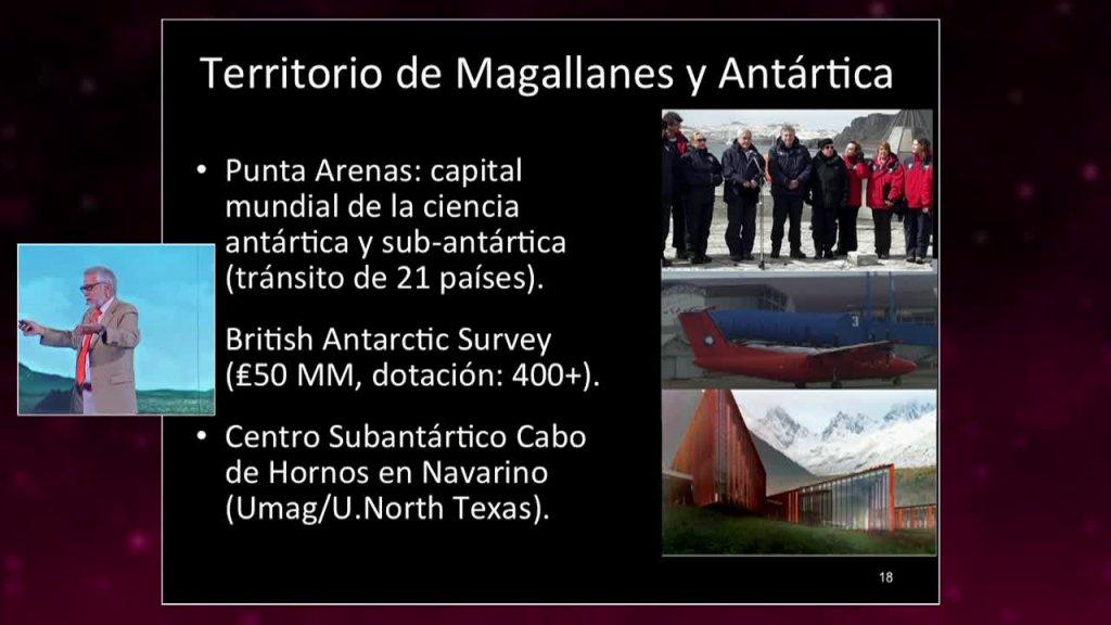 Chile, un laboratorio natural de exportación