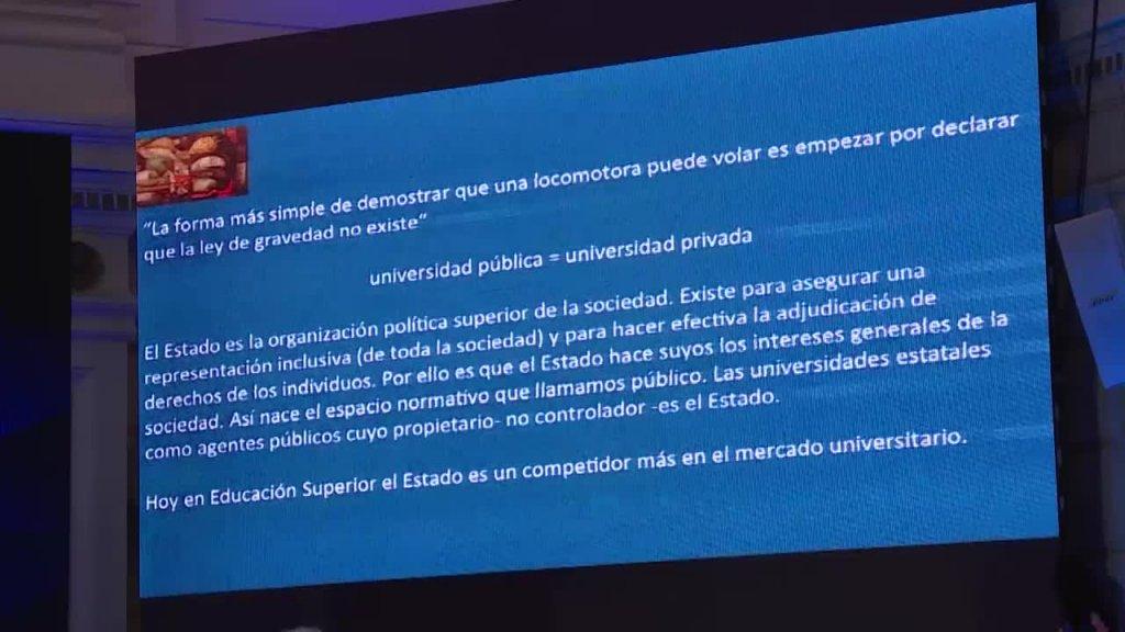 ¿Cómo se piensa la educación y la ciencia en Chile?