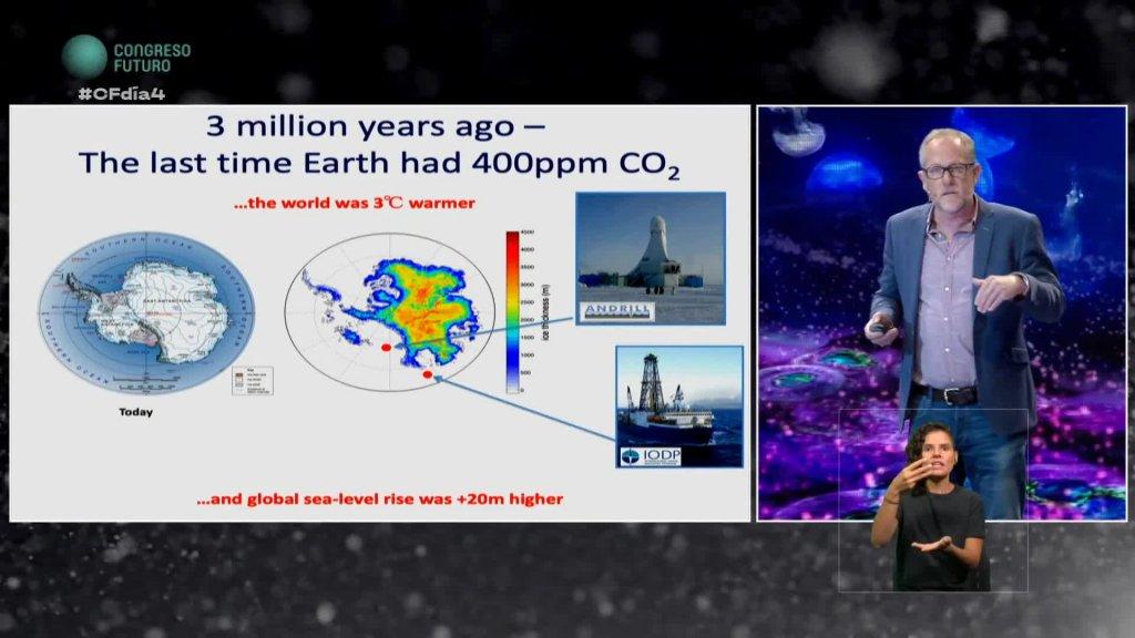 La responsabilidad del hombre en el calentamiento global