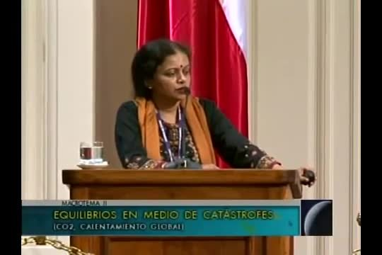 Leena Srivastava: Cambio climático y factores limitantes el desarrollo