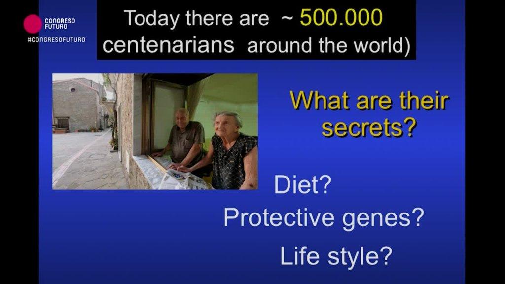 El papel de la genética en la longevidad
